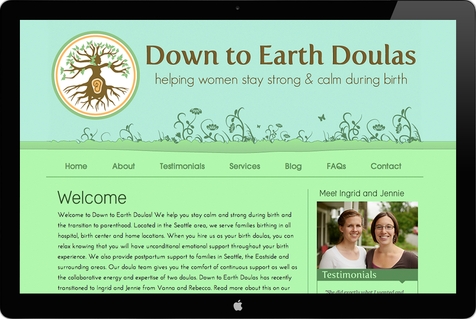 Down to Earth Doulas