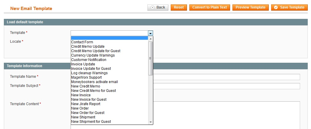 Personalizing Your Email Templates with Magento - coolblueweb