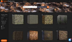 Game Textures Search