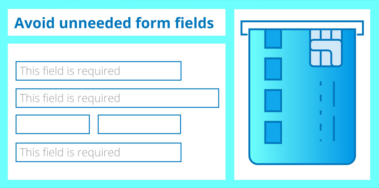 Avoid Too Many Form Fields Example