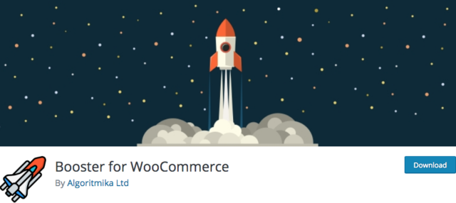 Booster for WooCommerce WordPress