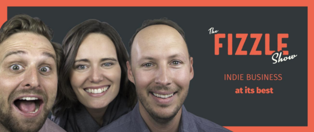 The Fizzle Show Podcast for Creative Entrepreneurs