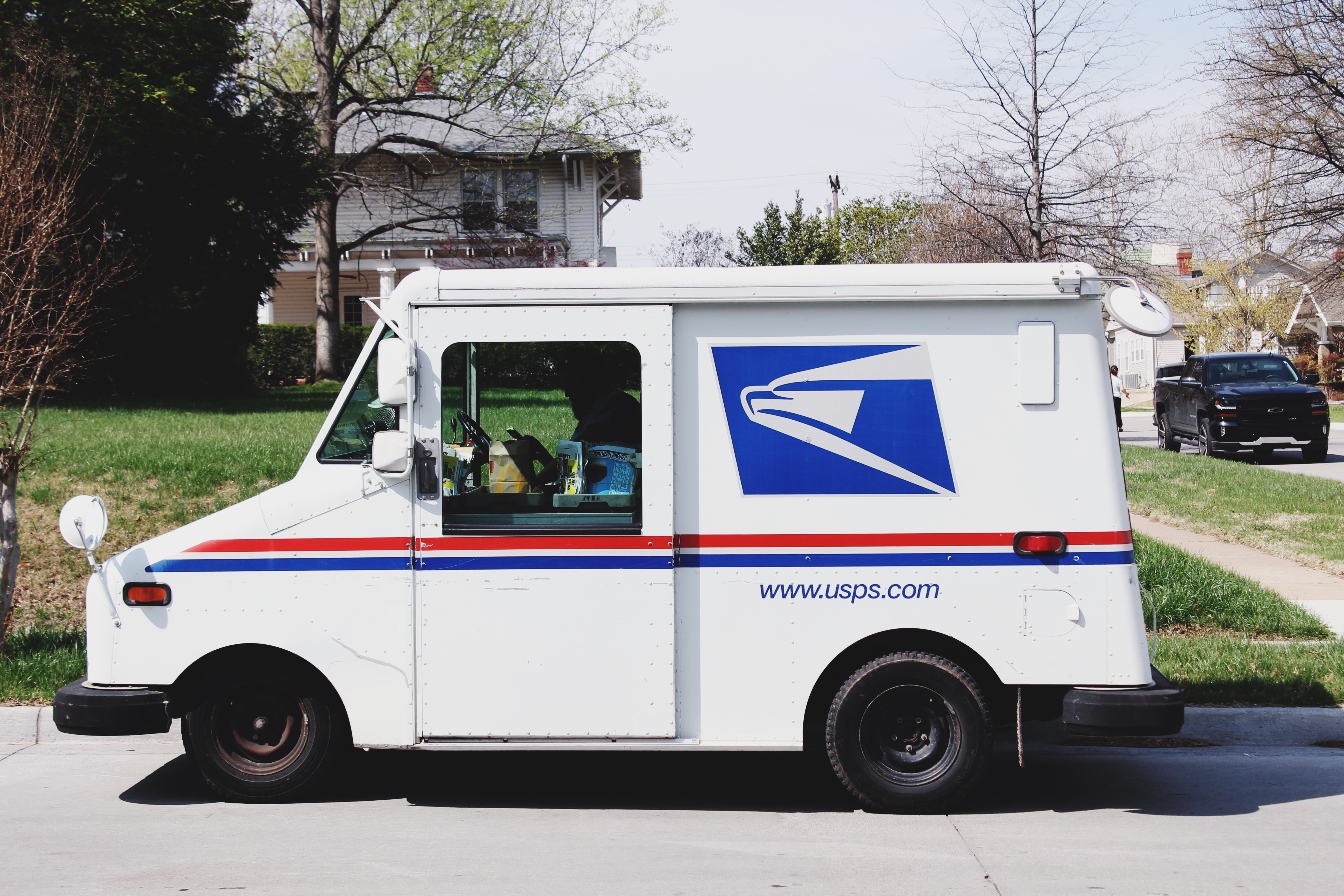 free shipping in woocommerce - usps truck