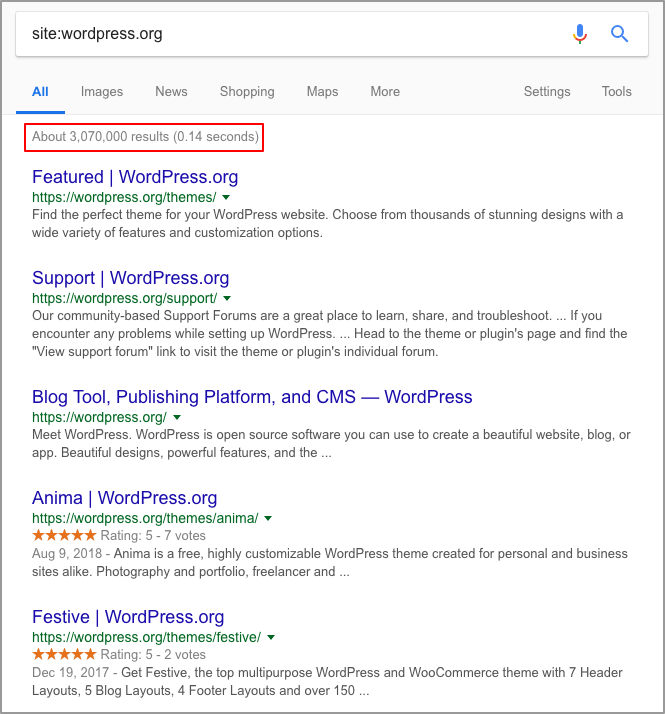 How to Search Any Website Using a Google Site Search